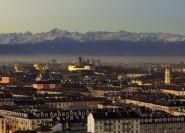 Turin: Historischer Rundgang bei Nacht