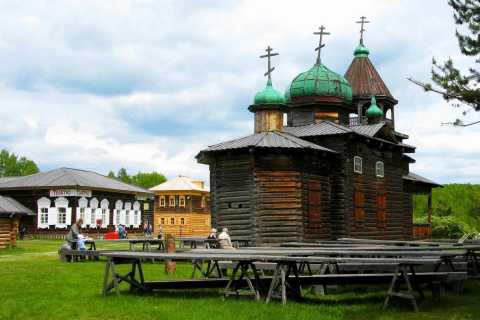 Lystvyanka: Private Full-Day Tour with Lunch