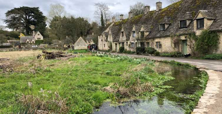 From Oxford: Cotswolds Adventurer Tour
