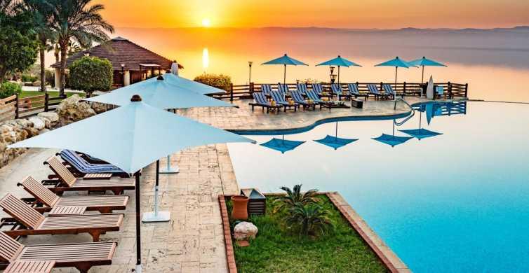 Van Aqaba: privédagtrip naar de Dode Zee
