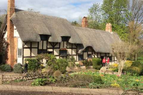 De Oxford: excursão de dia inteiro a Cotswolds e Shakespeare