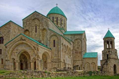 Borjomi: Private One-Way Transfer to/from Kutaisi