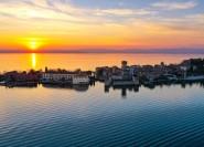 Gardasee: Historische Burgkreuzfahrt mit Weinprobe