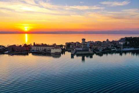 Lake Garda: Historic Castle Cruise with Wine Tasting