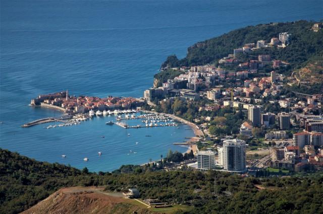 Tirana: dagtocht naar Budva