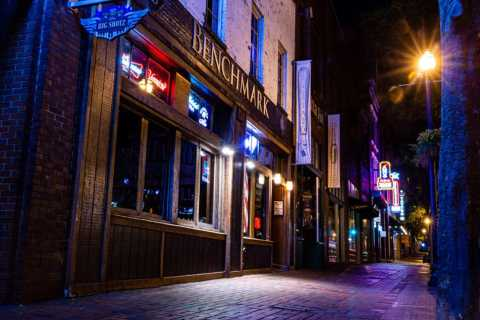Nashville: Haunted Ghost Tour