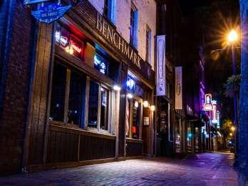 Nashville: 1-stündige Haunted Ghost Tour