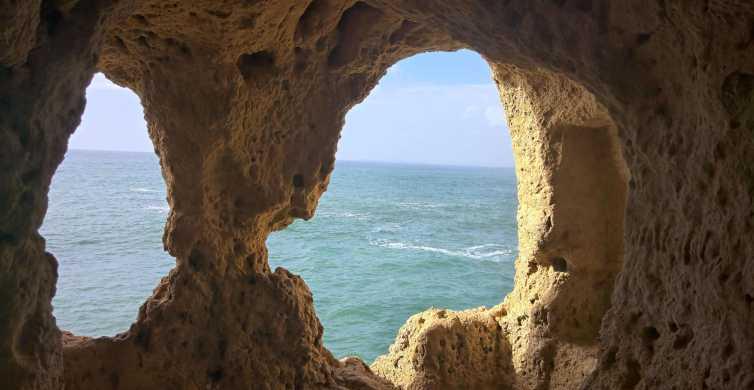 Desde Portimão: tour en jeep por la costa del Algarve