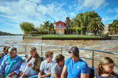 Buenos Aires: Excursão ao Delta do Tigre e Porto de Frutos