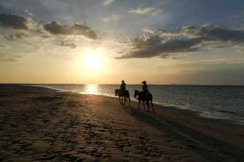 Ko Lanta: Reiten am Langsod Beach