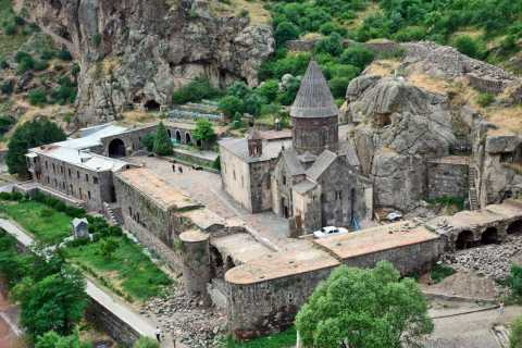 Yerevan: Garni, Geghard & Lake Sevan Tour with Lavash Baking