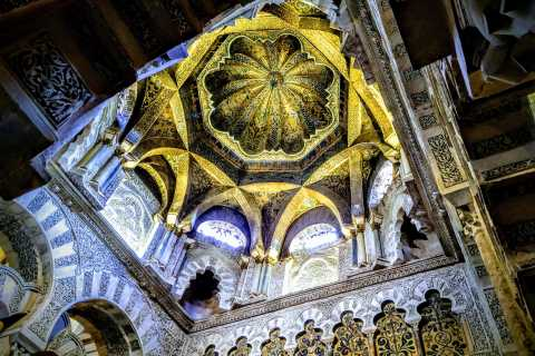 Córdoba: Mosque-Cathedral & Alcazar Guided Tour
