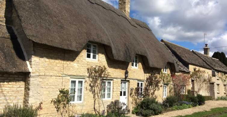 From Oxford: Half-Day Tour to Cotswold Taster