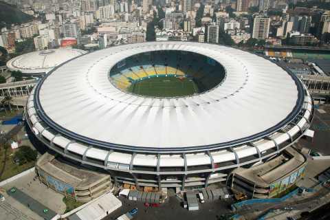 Rio de Janeiro: Maracanã & Flamengo Football Tour
