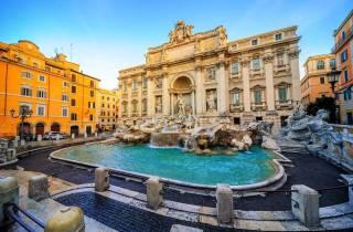 Von Neapel oder Sorrent: Geführte Kleingruppentour durch Rom