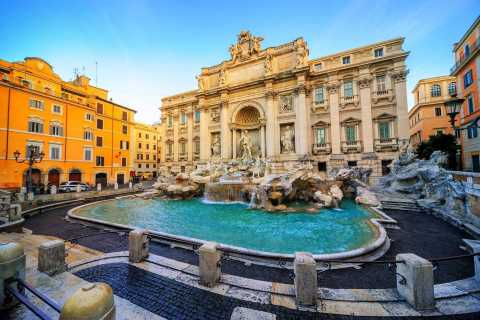 From Naples or Sorrento: Guided Small-Group Rome Tour