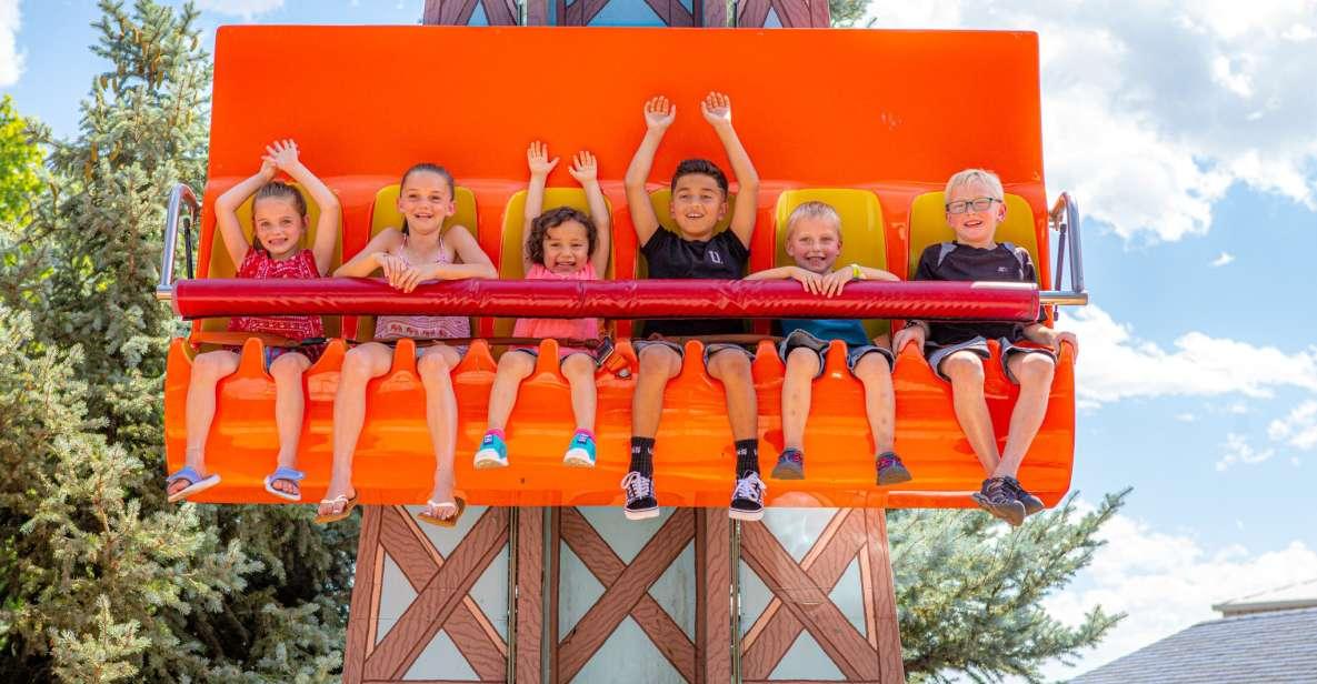Denver: Elitch Gardens Theme and Water Park Ticket