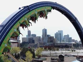 Denver: Elitch Gardens Themen- und Wasserparkticket