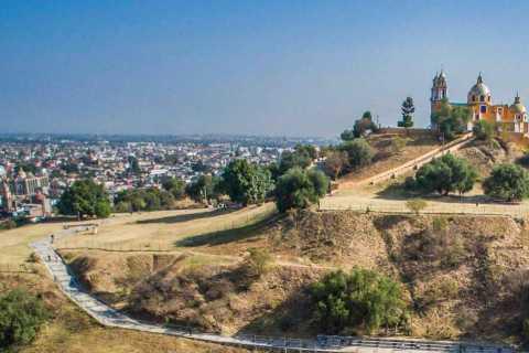Puebla: Cholula and Atlixco Private Tour with Food Tastings