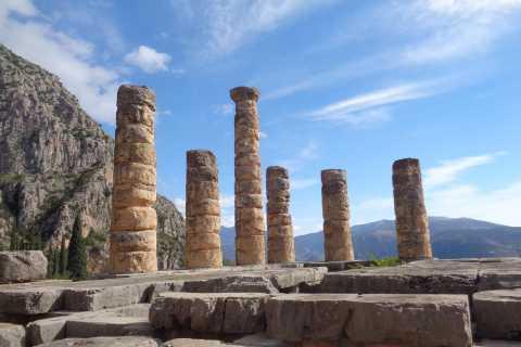 Delphi: Selbstgeführte virtuelle Tour von zu Hause aus