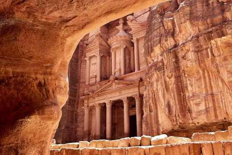 From Eilat: Private 2-Day Guided Tour to Jerash & Petra