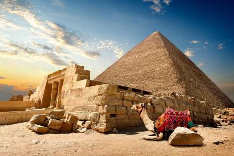 From Eilat: Cairo Private 1-Day Tour