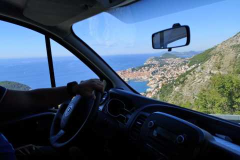 From Mostar: Scenic Private Transfer to Dubrovnik