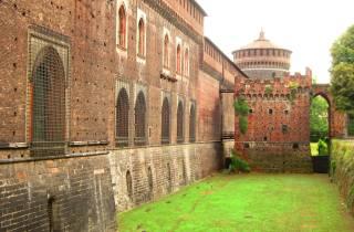 Mailänder Dom, Schloss Sforza und Michelangelos Pietà-Tour