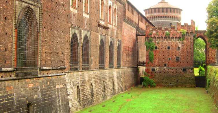 Visita a la catedral de Milán, el castillo de Sforza y la pata de Miguel Ángel