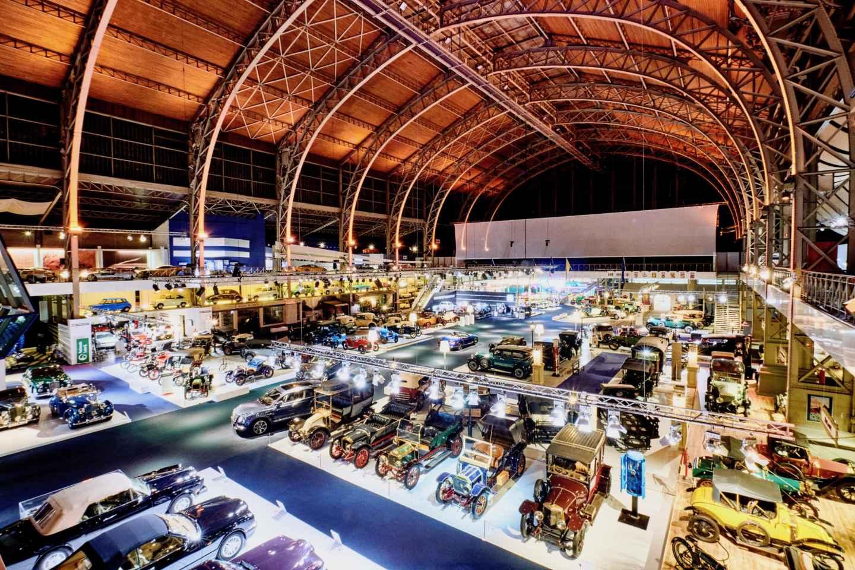 Brüssel: Ticket für das Automuseum Autoworld
