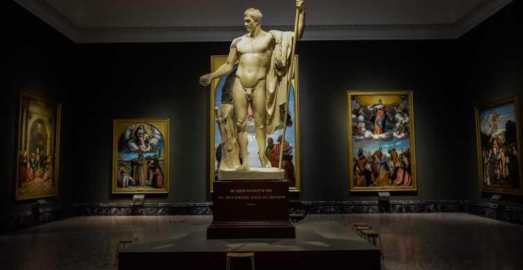 Milan: Brera District & Pinacoteca Guided Experience