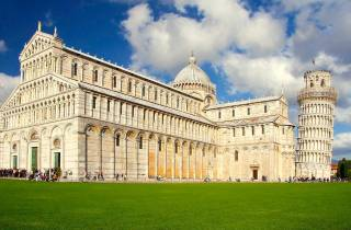 Pisa: Private Sightseeing-Tour mit Duomo & Tower-Eingang