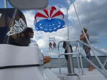 Hilton Head Island: Hochfliegendes Parasail-Erlebnis