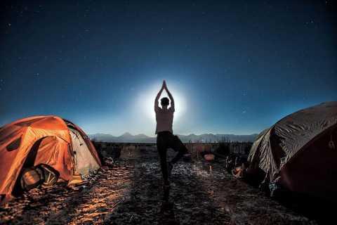 Atacama: Tebenquiche & Ojos del Salar Overnight Camping