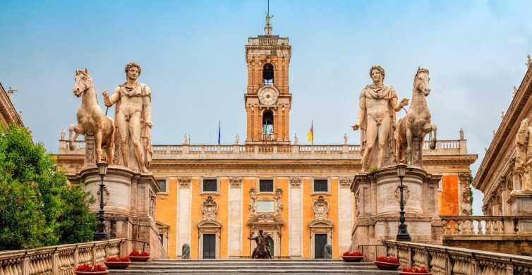 Rome: Vaticaan met 30 attracties en Rome Experience Pass