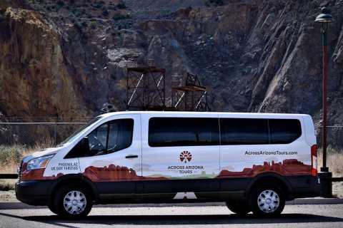 Phoenix: Grand Canyon, Sedona and Oak Creek Canyon in 1 Day