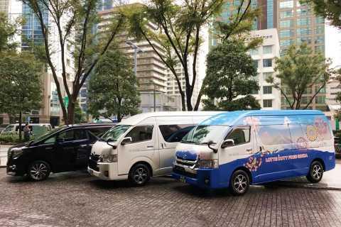 Tokio: Gemeinsamer Transfer zum / vom Flughafen Haneda (HND)