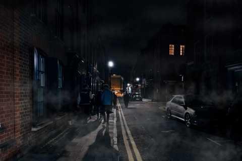 Esperienza online: Jack the Ripper Murder Mystery