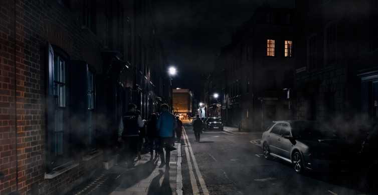 Expérience en ligne: Jack the Ripper Murder Mystery