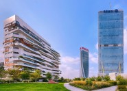 Porta Nuova & City Life Walking Erfahrung