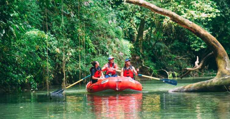 La Fortuna: Jungle Safari Float Sarapiqui to San Jose