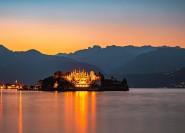 Stresa: Sungiore Lake und Borromean Islands Sunset Cruise