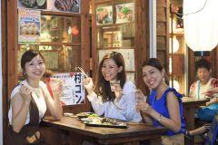 Okinawa: Bar Hopping Tour em Naha
