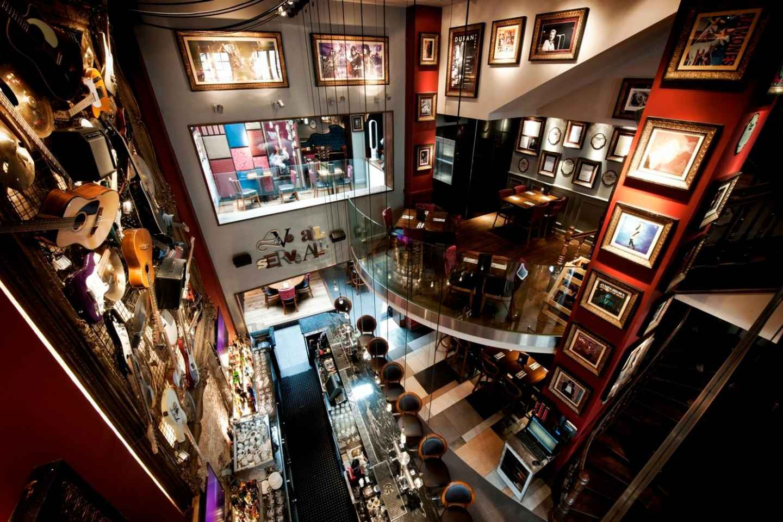 Hard Rock Cafe Brüssel: Einlass ohne Anstehen