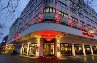 VIP Plätze: Hard Rock Cafe Berlin