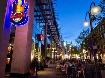 Hard Rock Cafe Köln: Einlass ohne Anstehen