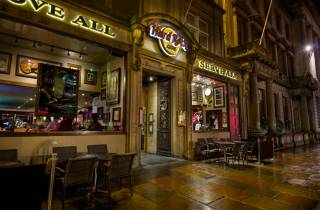 Edingburgh: Hard Rock Cafe
