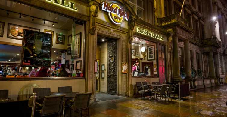 Hard Rock Cafe Edimburgo