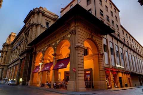 Florenz: Hard Rock Café ohne Anstehen