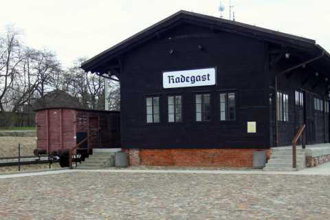 Z Warszawy: Prywatna wycieczka po żydowskim getcie w Łodzi i Litzmannstadt